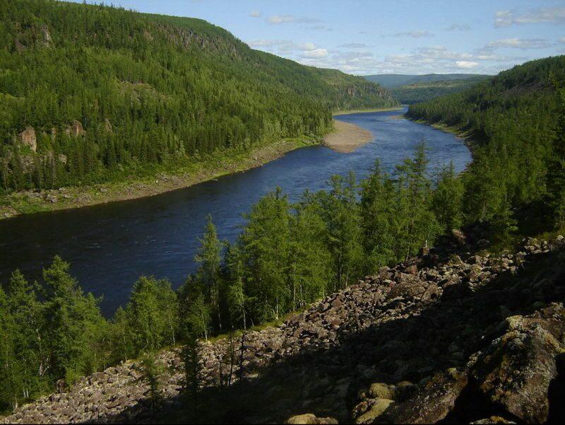 Норильск-плато путорана-дудинка-енисейск-красноярск за 13 дн.